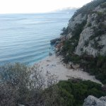 Photo de Cala Fuili Beach