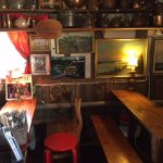 Inside the Cafe Regatta