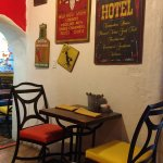 Caffe Greco Interior