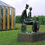 Sculptures in Pollok Park