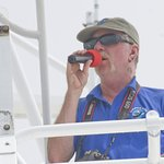 Whale expert John Conlon made our trip special and informative, and entertaining.