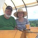 Horse Drawn Conestoga Wagon Tours