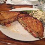 Lobster Grilled Cheese Melt in Mouth Decadence