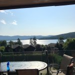 Come to Cresthaven Lodges and experience Lake George. If you have nice mornings, this will be yo