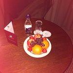 Glenroyal hotel new rooms and Gin  Menu in Saints Bar