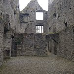 Inside Athlumney Castle