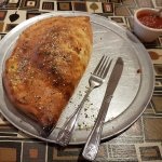 The best Calzone outside of Italy !!