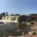 Falls park is beautiful!!