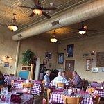 Bistro Rialto Dining Room