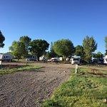 Alamosa KOA Campground sites