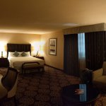 Our room in newly renovated Casino Tower