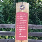 Foto de Great Allegheny Passage Trail