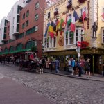Olover St John Gogarthy pub, restaurant and hostel in Temple Bar