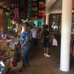 Souvenir Market Day at Coconut Bay