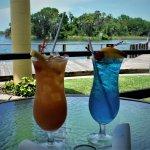 Chilling drinks at Margarita Breeze