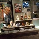 Winston Churchill display