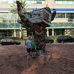 Scrap House - Katrina Memorial Sculpture