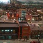 50s downtown scene