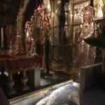 Various pictures of Church of the Holy Sepulchre