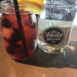 Cherry Moonshine Iced Tea