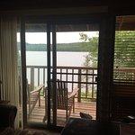 Foto de Cross River Lodge