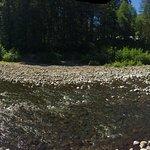 Tillamook river