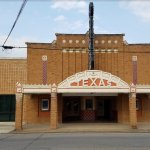 Front view of the Stephen and Mary Birch Texas Theatre after renovations.