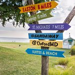 Sandaway is close to Chesapeake Bay Attractions