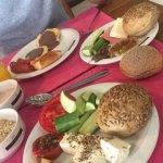 Breakfast at Casa de Maris