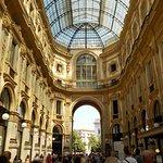 Galleria Vittorio Emanuele II à MILAN