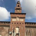 Photo de Castello Sforzesco