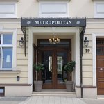 Metropolitan Boutique Hotel Krakow Entrance