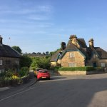 Recommend rooms in the cottages opposite to pub