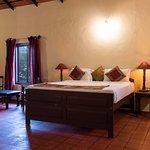 Magnolia room interiors.
