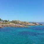 Calas de las Islas Cies