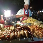 Sea food display that makes one's mouth water!