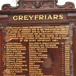 list of notable people burried in the cemetery
