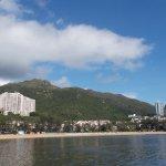 Lantau Island, Discovery Bay, Hong Kong, very nice beach.