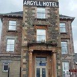 Photo de Argyll Hotel