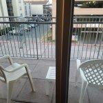 Balcony/City View Room