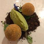 Amazing food. Inventive. Beautiful. Delicious.