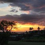 Sunset in Wailea