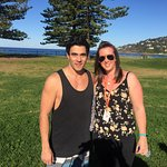 One of the highlights of going on the Home & Away tour!