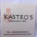 Photo of Kastro's