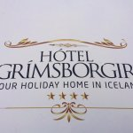Hotel Grimsborgir Foto