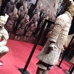 Terracotta Warrior exhibition