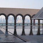 MIA with Doha skyline
