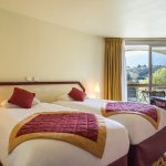 Chambre Standard avec deux lits séparés
