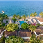 Aerial View, Almond Beach Resort & Spa
