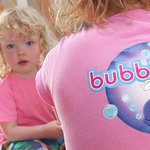 Bubbles kids club kids 1-4